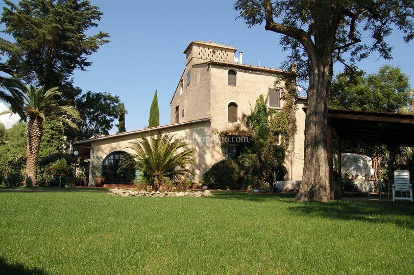 Villa Budetta