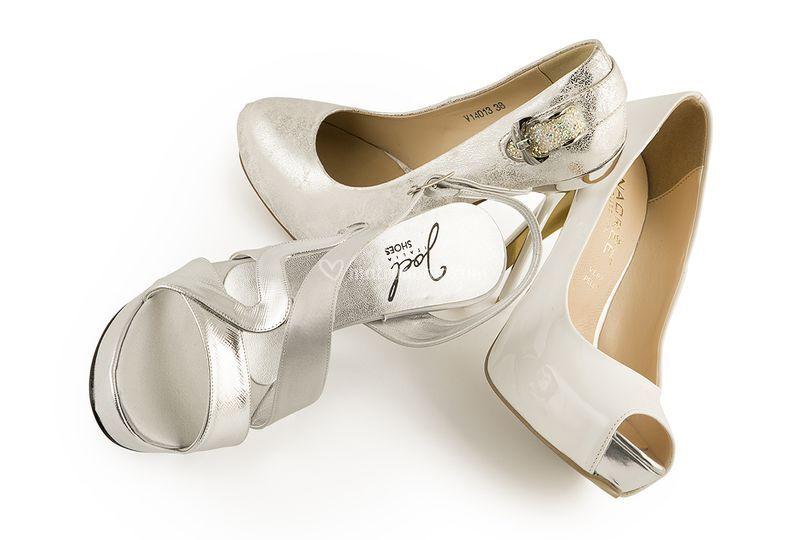 Le nostre scarpe da sposa