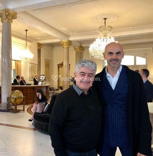 Tony Scarpato, Enzo Miccio