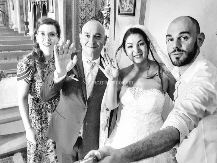 Mauro e Melinda - 06.07.2019