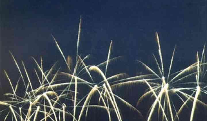Bouquet di stelle intermittenti Multiflash
