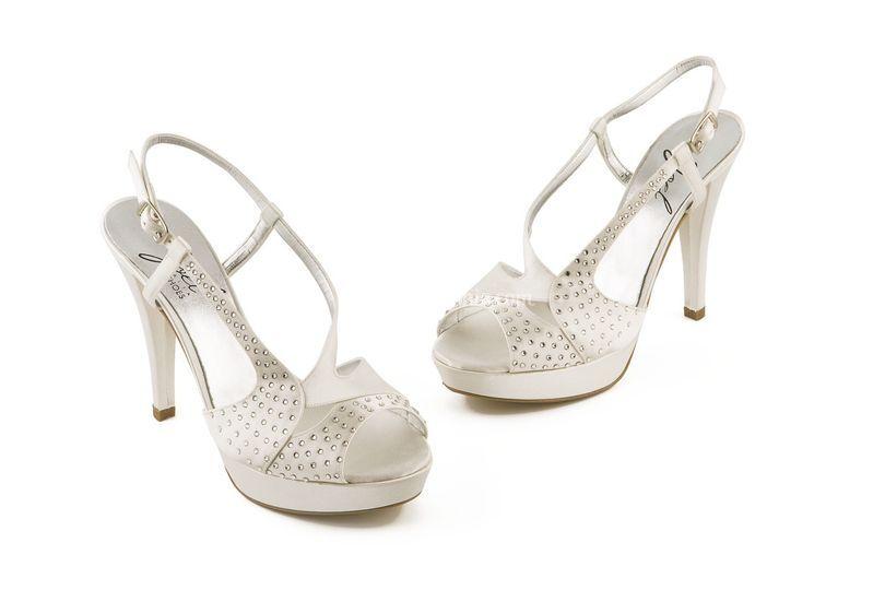 Sandali gioiello Swarovski di 4 Passi Calzaveste  e6ce8ed0760
