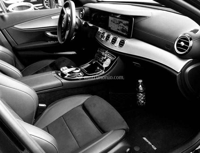 Executive guest car