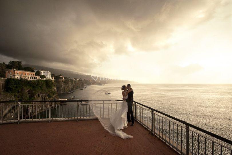 Fotografo matrimonio Sorrento