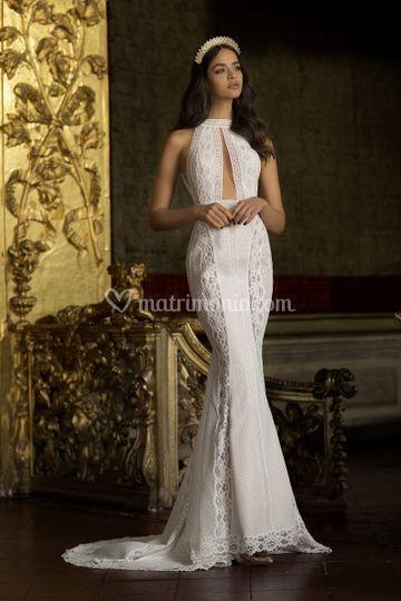 3bb8a9d90678 Abito sposa Valentini Couture di Il Punto Sposi