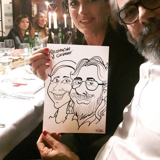 Caricaturista Corazòn