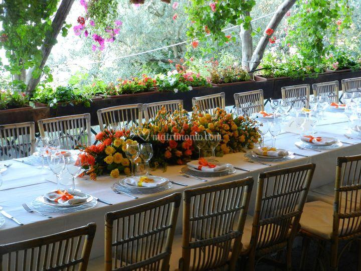 Matrimonio in Agriturismo