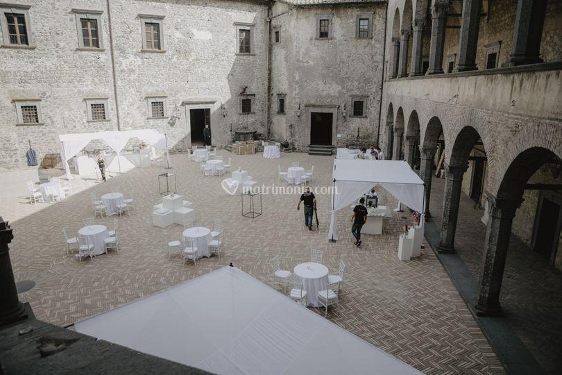 LineaModern Castello Bracciano