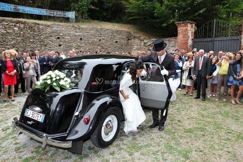 Il servizio matrimoniale