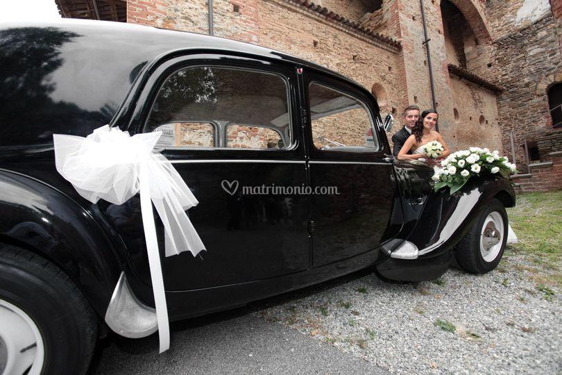 Matrimonio in traction avant