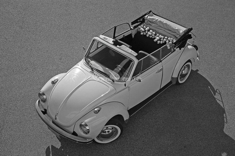 Maggiolone cabrio 1974