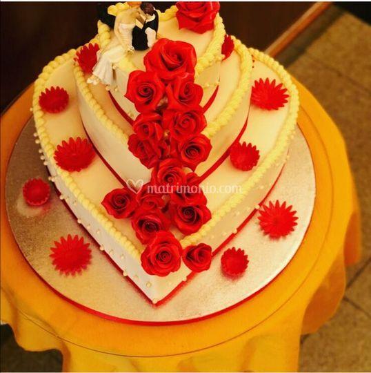 Torta royal