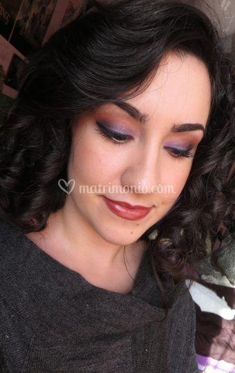 Francesca Papi Make Up Artist