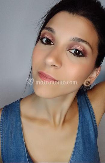 Luana malara makeup