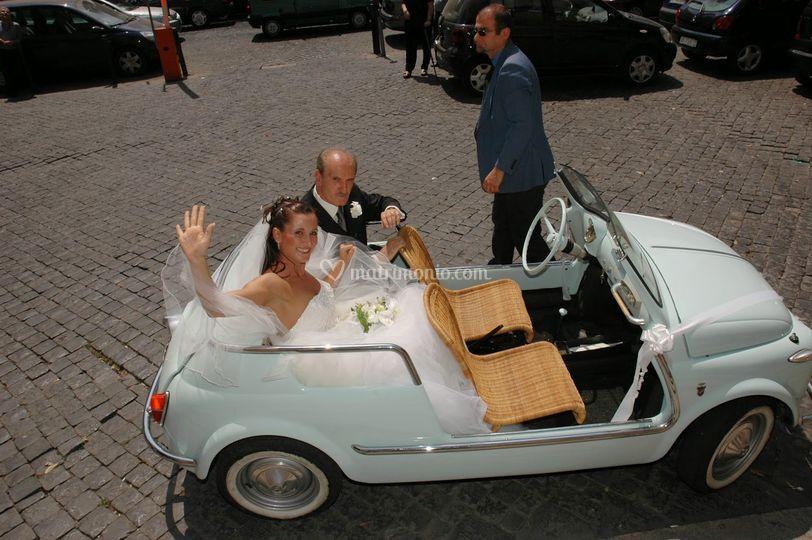 Matrimonio in 500