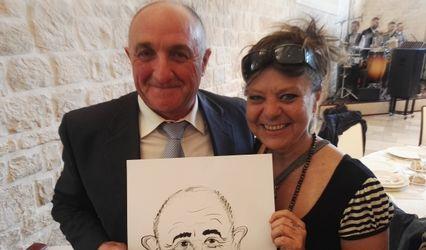 Michelle Caricaturista