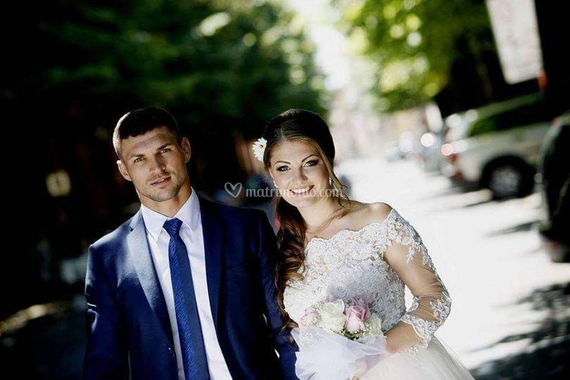 Auguri gli sposi
