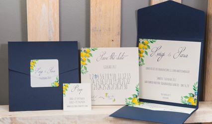 Marilù Wedding Card 1