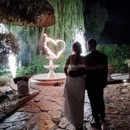 Spettacolo matrimonio Treviso