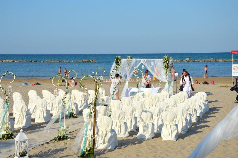 Matrimoni sul mare