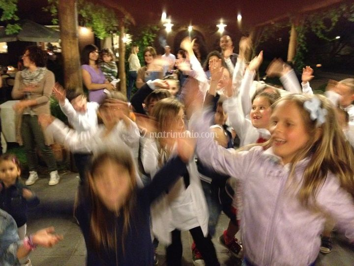 Fantastica festa bambini Pisa