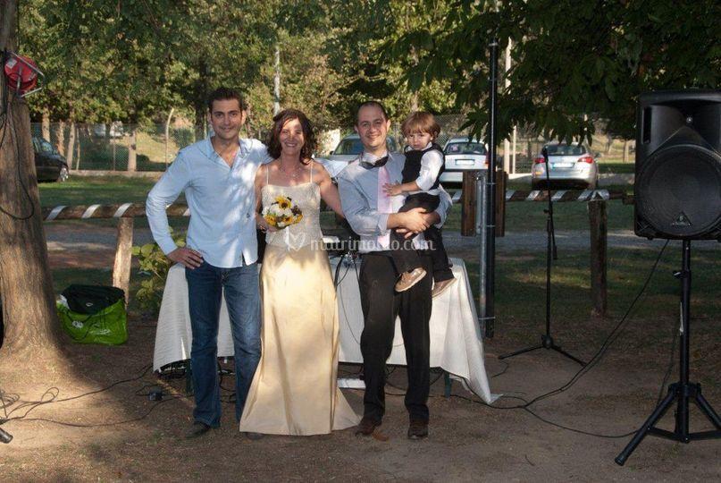 Matrimonio settembre 2012