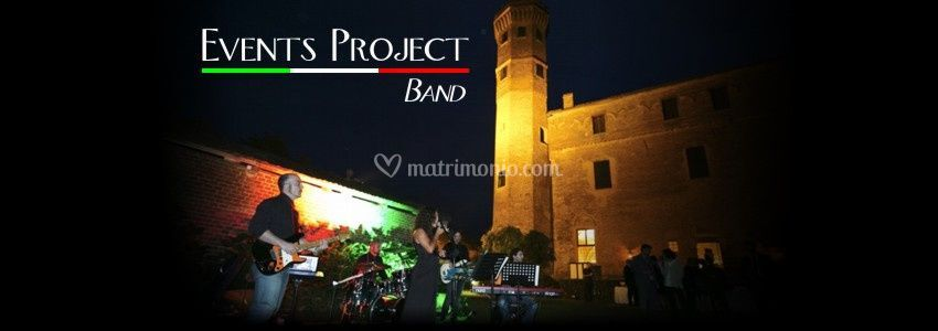Events Project Band