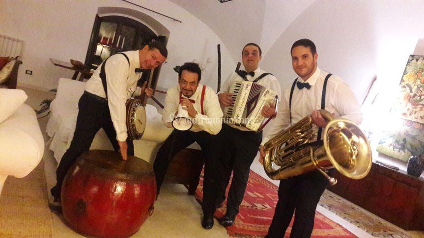 A Zonzo Band