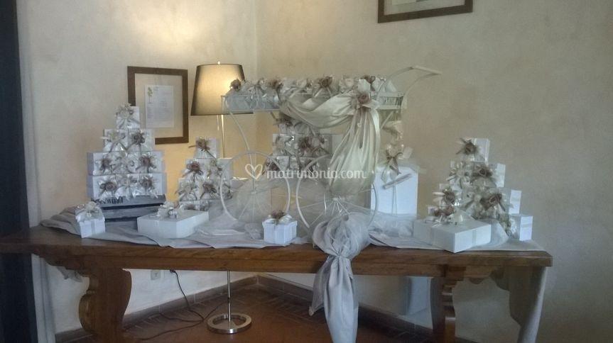 Matrimonio Villa Machiavelli