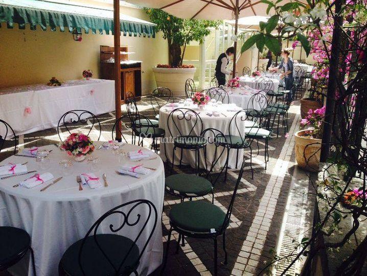 Terrazza di Hotel degli Aranci | Foto 8