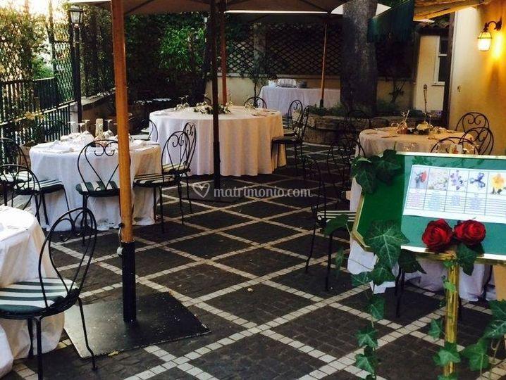 Terrazza di Hotel degli Aranci | Foto 1