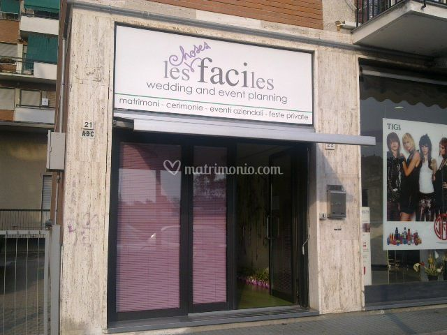 Les choses faciles - wedding planner