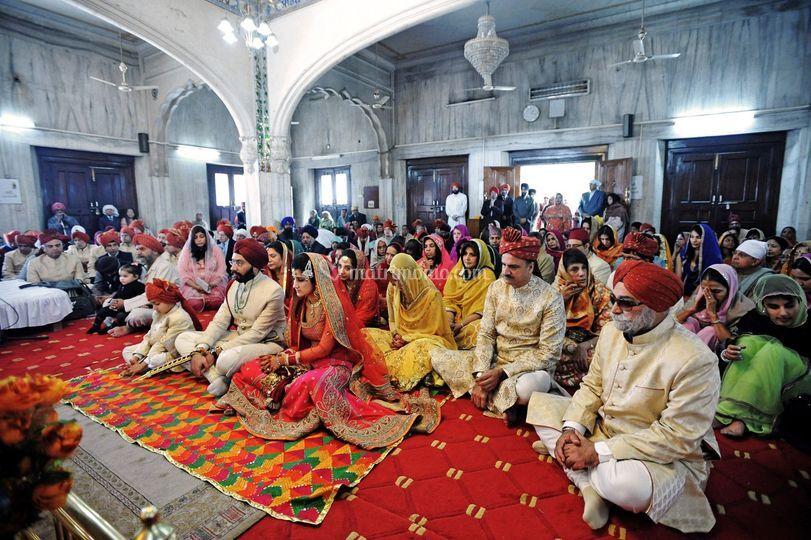 Matrimonio in India