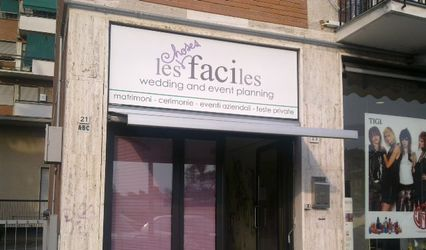 Les choses faciles - wedding planner 1
