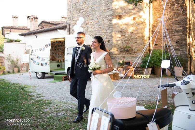 Matrimonio Francesca & Luca