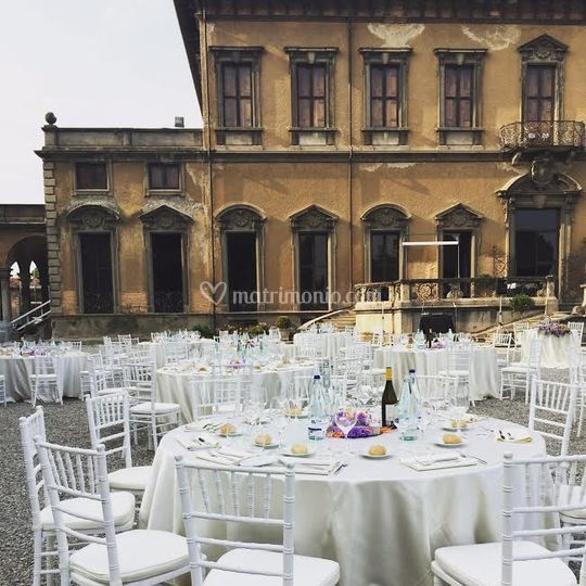 Matrimonio Villa Bagatti Varedo