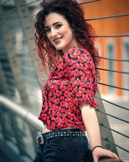 Claudia Urso - Cantante