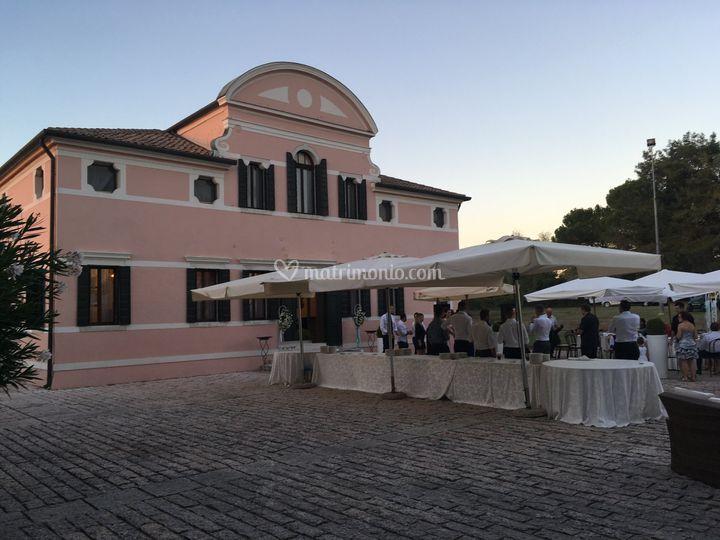 Villa Ca' Tiepolo