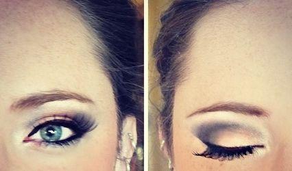 Flofiorella makeup 1