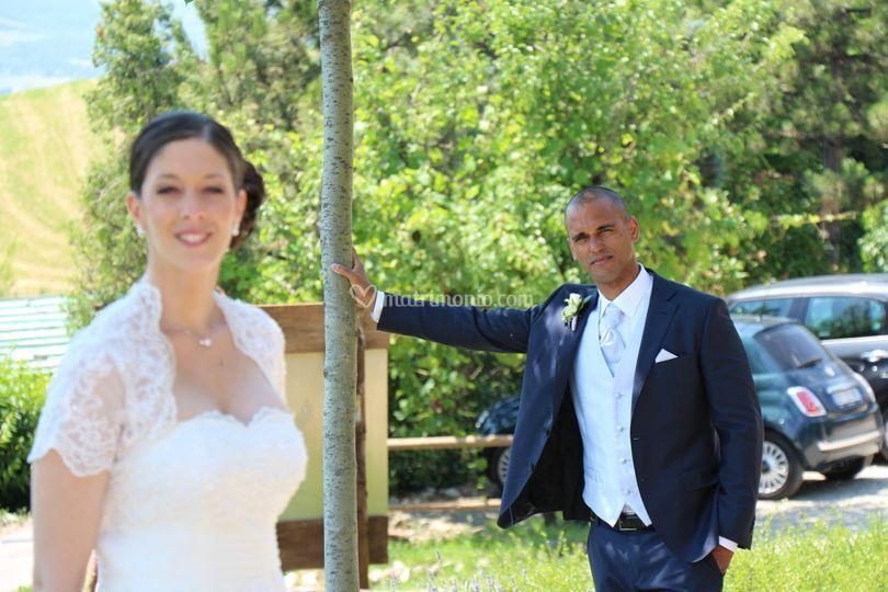 Jorge e Francesca