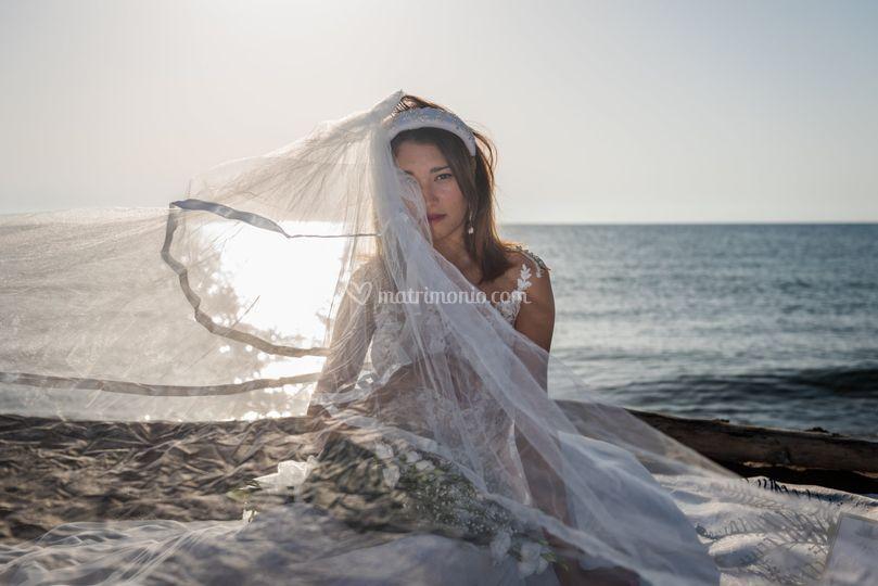 Summer elopement in Sicily.