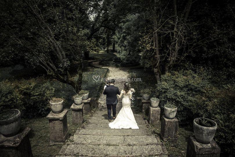 Una fiaba di matrimonio
