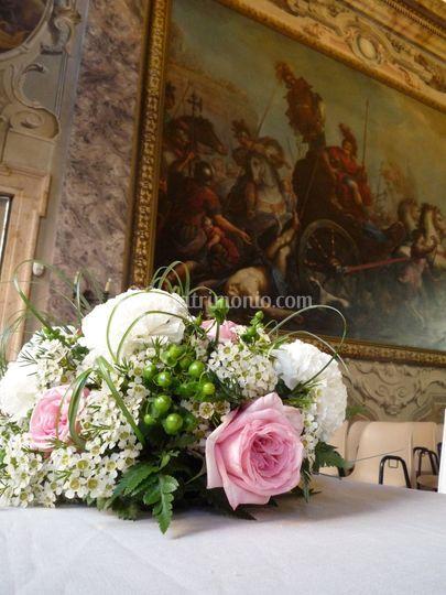 Rose e garofani