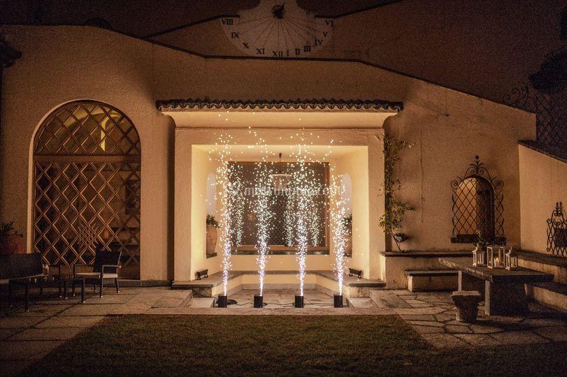 Interni Di Villa San Martino : Cortile interno villa di villa san martino foto