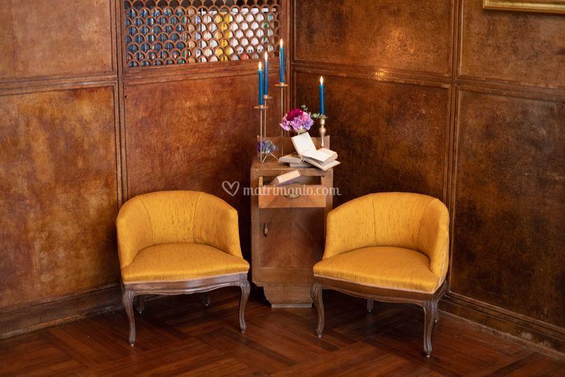 Interni Di Villa San Martino : Dettagli interno villa di villa san martino foto