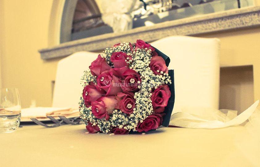 Bouquet classico sposa