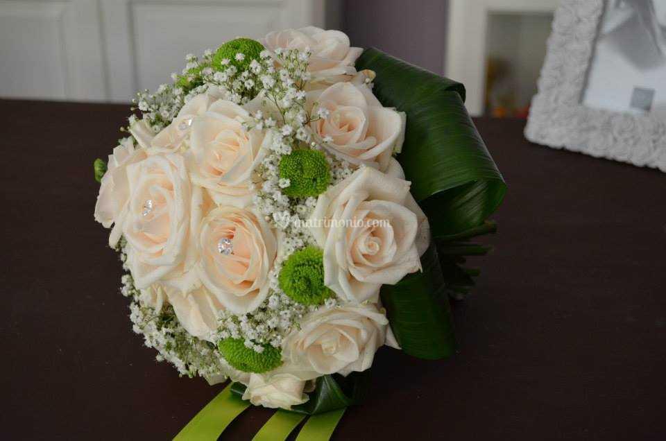 Bouquet Per La Sposa.Il Bouquet Per Sposa Andrea Di La Bottega Del Fiore Foto 17