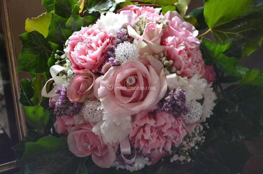 Bouquet X Sposa.Bouquet Per Sposa Verona Di La Bottega Del Fiore Foto 5