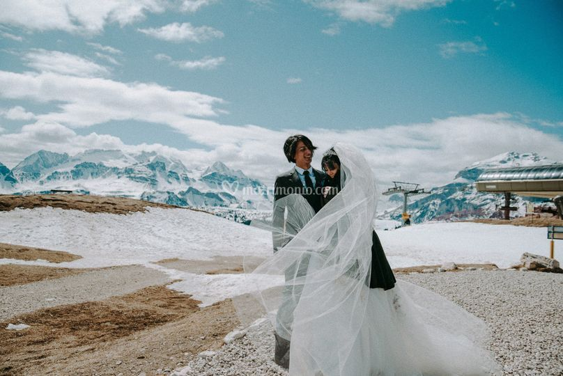 Matrimonio al Pralongià