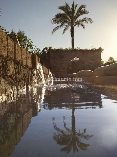Giardino arabo